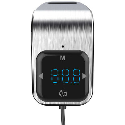 Bluetooth Handsfree Car FM Transmitter Modulator Aux Audio Adapter MP3 Player