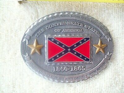CS States Belt Buckle, 2005, Made in USA!!