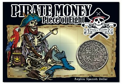 Pirate Money Piece of 8 Pack