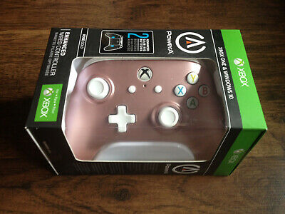 NEW XBOX ONE PowerA Enhanced Wired Controllers  - ROSE GOLD