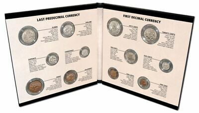 Australian Currency Changeover Collection 1963 - 1966