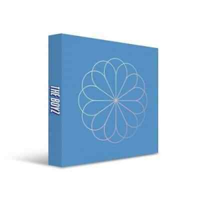The Boyz-[Bloom Bloom] 2nd Single Album Bloom CD+Booklet+PhotoCard+etc+Tracking