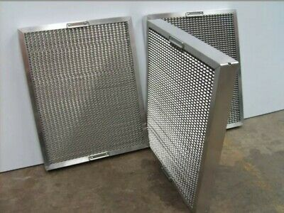 Honeycomb Filters For Commercial Kitchen Canopy 395 x 495 x 50