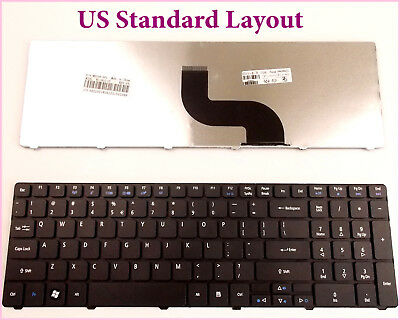 Laptop Keyboard For Acer Aspire 5338 5551 5349 5336 5333 5253 5252 US Layout
