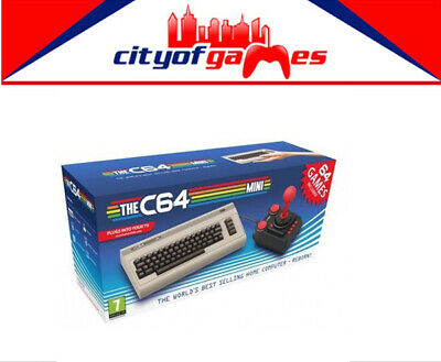 The C64 Mini Console New  Brand New & Sealed