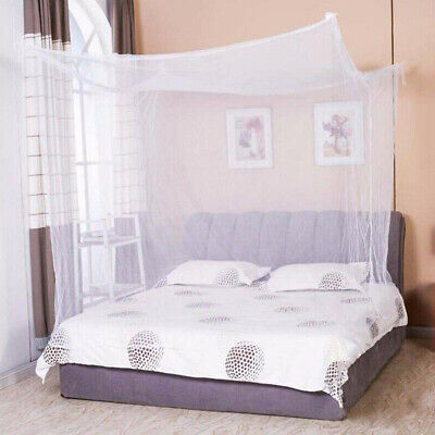 HOT Lace Bed Mosquito Insect Netting Mesh Canopy Princess Full Size Bedding Net
