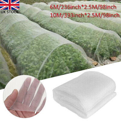 Plant Crops Protect Mesh Bird Net Insect Animal Garden Vegetables Pest Netting