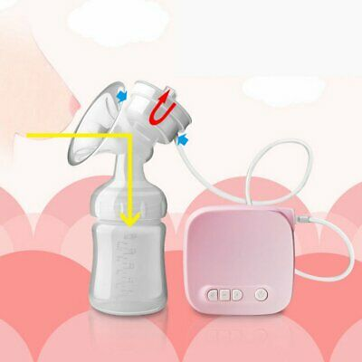 Infant Automatic Milk Pump Electric Breastpump Breast Suction Feeding Bottle