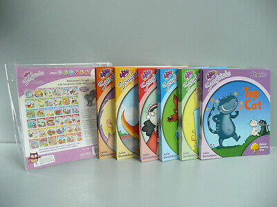 Oxford Reading Tree 'Songbirds' 36 Phonics Book Set. Stages 1 2 3 4 5 & 6. (S9)