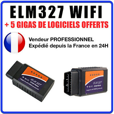 Elm327 Wifi Koffer Diagnostisch Automobil Interface Multidiag Vcds Altar Kom