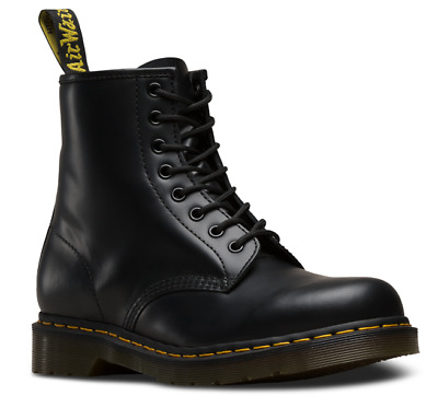 Classic Dr Martens 8-Eye Classic Airwair 1460 Leather Boots
