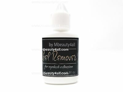 MBEAUTY4ALL Adhesive GLUE REMOVER - Individual Eyelash Extensions GEL TYPE