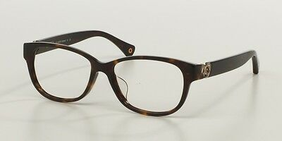 371ce3610386 New Coach Hc 6038F Amara 5001 Dark Tortoise Eyeglasses Authentic Hc6038F  53-15
