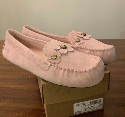 f65328d4a48 UGG SLIPPERS AUSTRALIA LIZZY POPPY Pink 1097113 Casual Flower ...