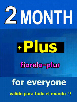 PS PLUS 2 MONTHS PLAYSTATION PLUS PS4-PS3 -SENT FAST !! (no code)
