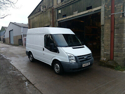 2010 Ford Transit 2.2 Fwd 5 Spd 85 280 Semi High Top Only 91,000 Thousand Miles