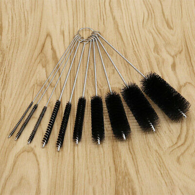 Bottle Brush Straw Cleaner Glass Cleaning Tube Pipe Washing Long Handle Tool