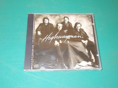 Highwayman 2 by The Highwaymen (Country) (CD, 1990, Sony) Preowned