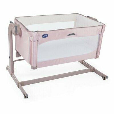 Chicco Next2Me Magic - candy pink