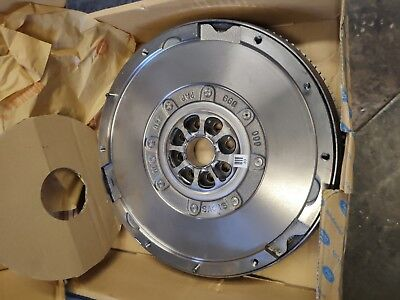 Oem Ford Mondeo Dual Mass Flywheel 1 480 013 Sachs 6G91 6477Fa Genuine Ford Oem