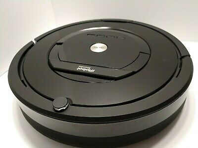 iRobot Roomba 805 Automatic Vacuum Cleaning Robot with Single Wall Barrier Black