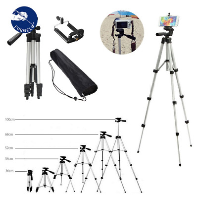 TRIPODE AJUSTABLE 36-100 cm telescopico camara movil tablet dslr GOPRO SJCAM