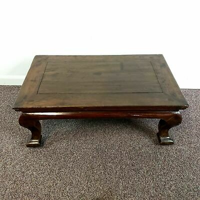 Antique Chinese Low Kang Coffee Table