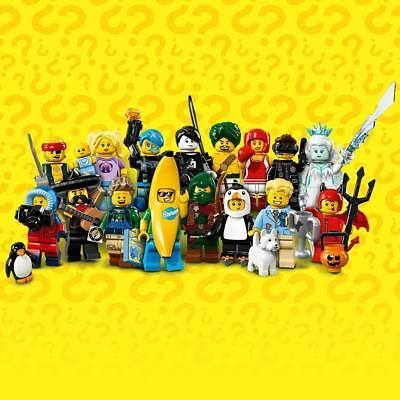Lego Figurine Minifigure Série 16 - 71013 - Choose Minifig - Au choix