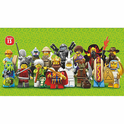 Lego Figurine Minifigure Série 13 - 71008 - Choose Minifig - Au choix