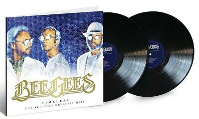 The Bee Gees Timeless: The All-Time Greatest Hits 180 Gram Vinyl 2LP NEW