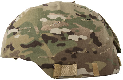 Military Helmet Cover Multicam in Size L/XL - NEW - MICH/ACH
