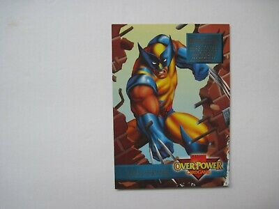 OVERPOWER Mission CARDS U PICK Anxiety Carnage Infinity Fatal Apocalypse Marvel