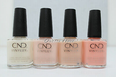 CND Vinylux Nail Lacquer YES I DO BRIDAL 2019 Collection 15ml /0.5oz