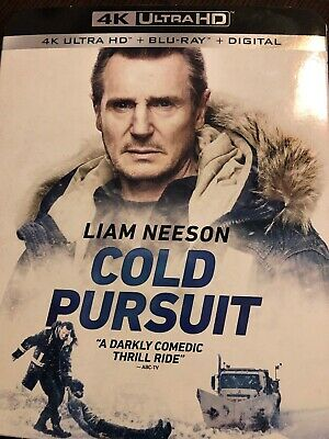 Cold Pursuit 4K Ultra + Blu-ray PREORDER