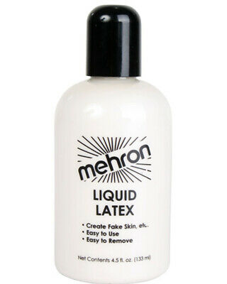 Mehron Liquid Latex 133ml One Size