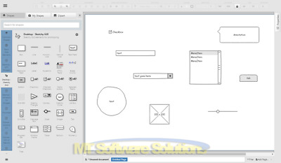 Prototyping 2016 Pro Professional Software Microsoft Visio Alternative