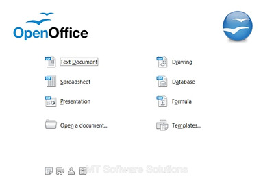 Professional Open Office Software 2016 Word Compatible Microsoft Windows Plus
