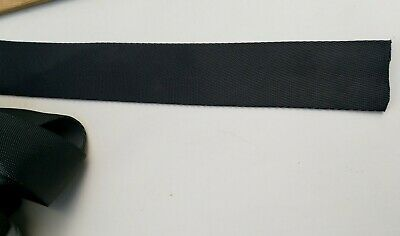 1m x 60mm Black Sleeve to suit ropes up to 35mm winch Marine wire Cable Webbing
