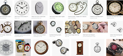 Horology Clocks Watches GrandFather Clocks etc Media ebooks Link