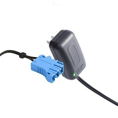 12V Charger for Peg Perego John Deere Force Tractor Battery Kids Ride On Car