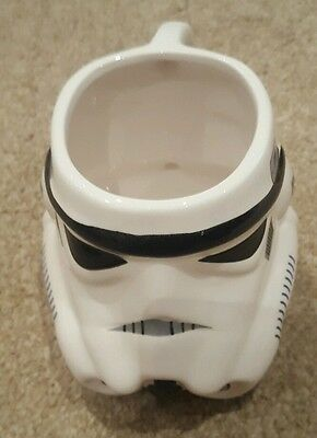 Disney Star Wars 3D Character Stormtrooper Mug - BNIB - Great Gift or Collection