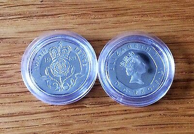 20p - Twenty Pence PROOF Coins Dates from 1983 - 2011 Pick A Date