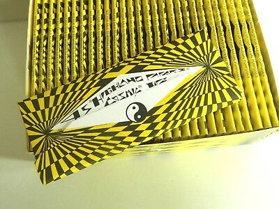 Highland Cosmic kingsize rolling papers.Papers and tips in convenient pack.
