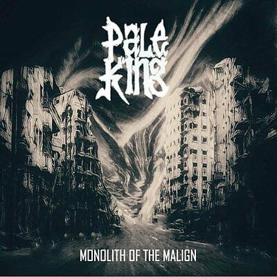 PALE KING - Monolith of the Malign (LIM.300 BLACK V.*SWE DEATH METAL*UNANIMATED)