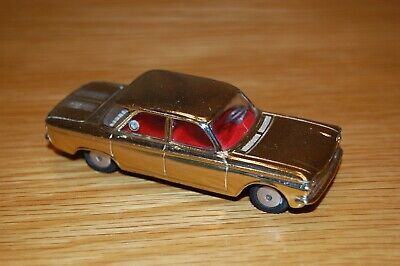 Corgi Toys - 229 - Rar! Chevrolet Corvair Gold! 60/70Ziger Jahre! Opi-Auktion!