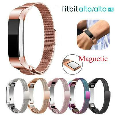 Fitbit Alta / Alta HR Fitness Tracker Stainless Steel Strap Wrist band Bracelet