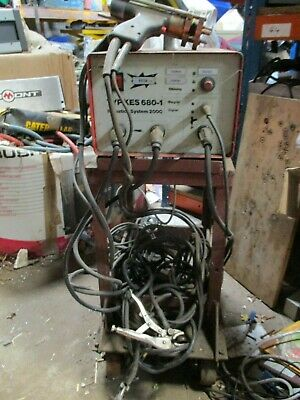 TYPKES 680-1 Hematic Stud Welder System 2000 on Trolley