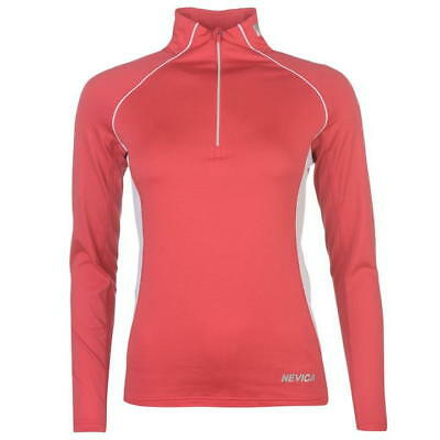 Nevica Vail Baselayer Top Childrens Compression Armor Thermal Skins Full Length