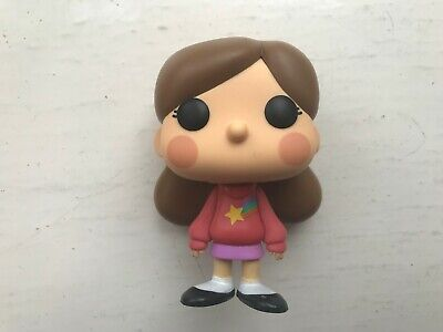 Funko Pop Vinyl #241 Gravity Falls Mabel Pines Figure Disney Series