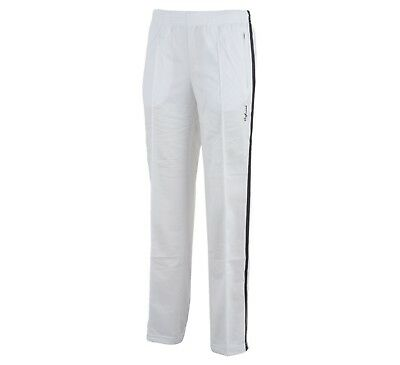 HIGHROAD Performance Jogginghose Trainingshose Hose, Gr. 116, 128, weiß